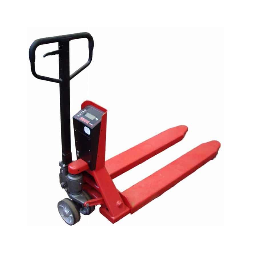 Hand Pallet Trucks Weighing Solutions