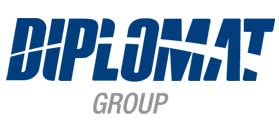 Diplomat logo - a logiweigh customer